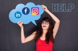 assistenza social network milano