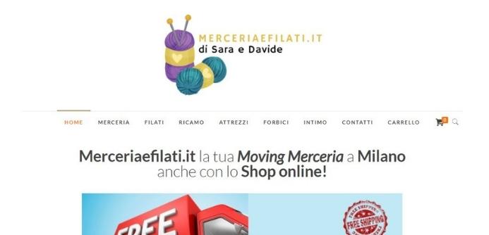creazione sito e-commerce
